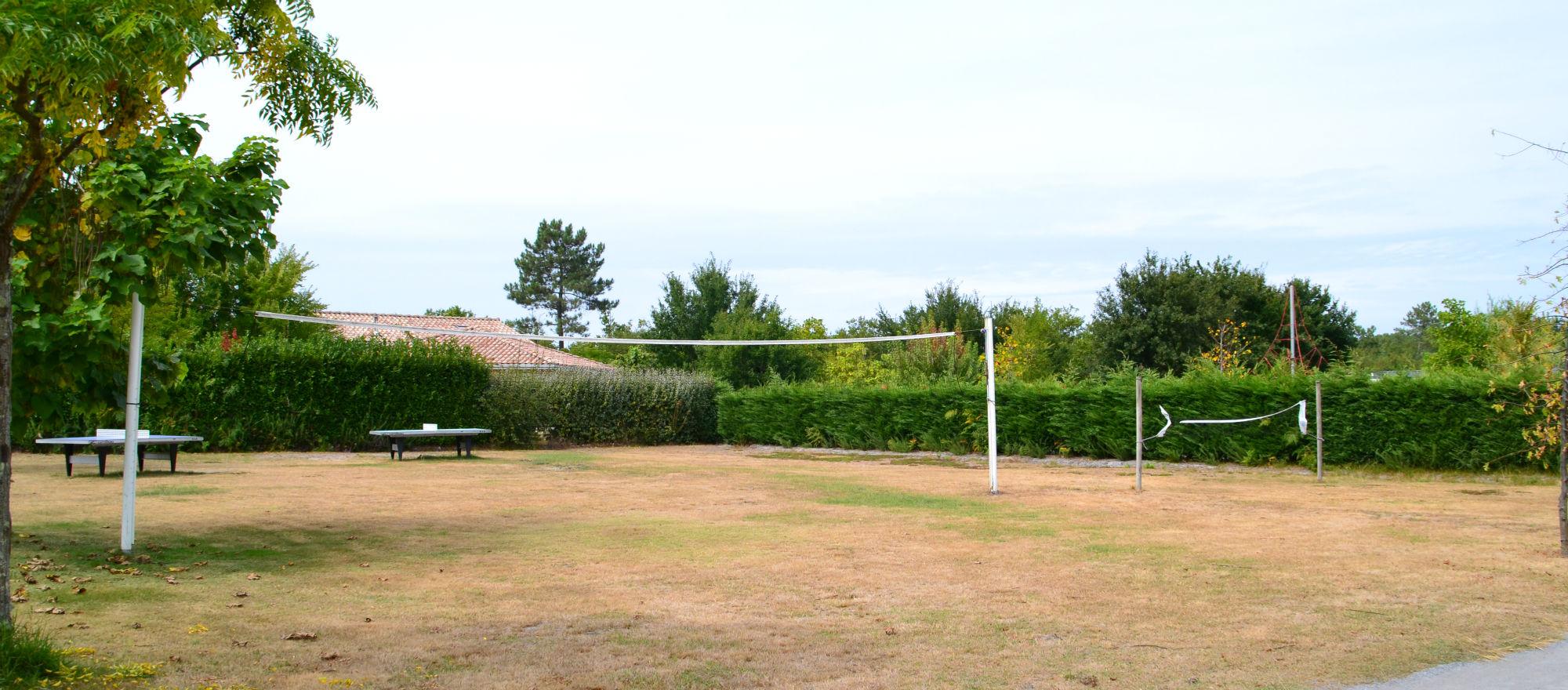 terrain de badminton activités