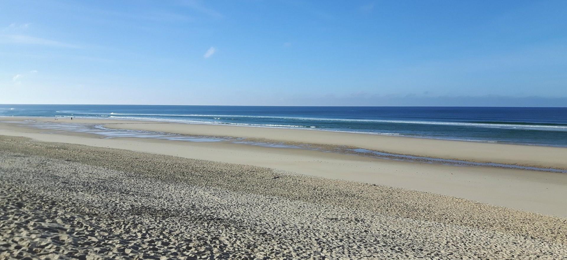 Photo ocean à Bisca Plage